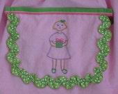 Sale - Pink Present Skirt size 4