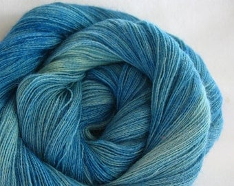 Superfine Alpaca Yarn Hand Dyed (HAL621)