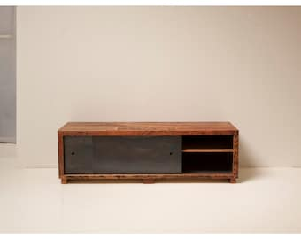 Long's Peak Credenza - Beautifully Hand Crafted Sustainable Furniture