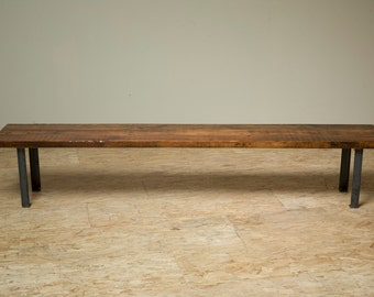 Ojai Bench - Reclaimed Wood to Last Another Lifetime