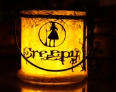 Creepy Halloween Lantern