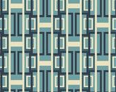 Decodence Azure spl-40018 - SPLENDOR 1920 - Bari J Ackerman for Art Gallery Fabrics - By the Yard