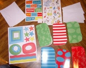 Card Making Kit featuring Dr. Seuss Characters