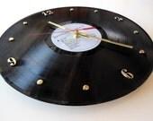 DURAN DURAN Vinyl Record Wall Clock (Rio)