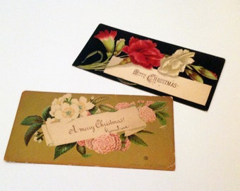 Victorian Christmas Greeting Cards