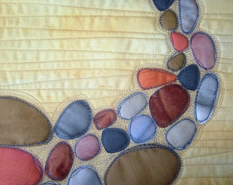 3 PDF Quilt Patterns - Pebble Shore