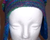 PDF Pattern for the Felted Thrum-fun Hat