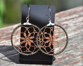 Dreamcatcher Lace Earrings