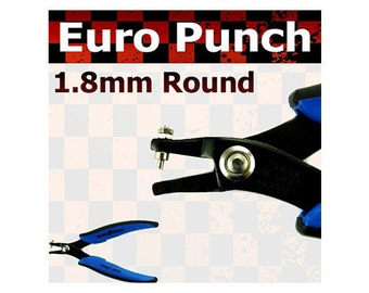 Euro punch Matal hole  pliers 1.8mm round - HPP02