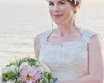 Made To Order Custom Bridal Headdress