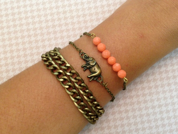 The Vintage Sahara Bracelet Trio