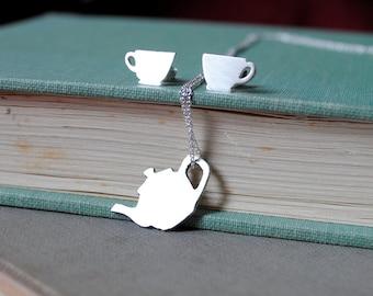 Teapot & Teacup Set