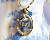 Ophelia - Vintage Necklace