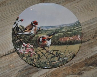Vintage Royal Doulton - Limited Edition - Treasures of the Morning Collection - Bright and Early - Plate