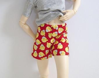 MNF/MSD Crazy Chicks Boy Boxer Shorts