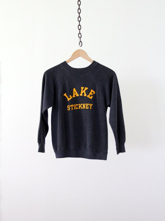 1970s Sweatshirt / Vintage Small Sweatshirt