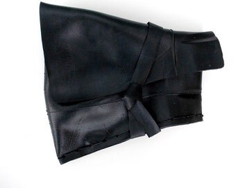 Handmade Recycled Rubber Pouch (Urban Roots collection UR020)