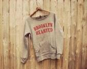 Brooklyn Hearted Sweatshirt