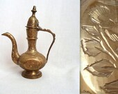 Brass Indian Lamp