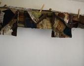 Festival belt, Utility belt - Gypsy, Bohemian, upcycled, eco friendly, one of a kind