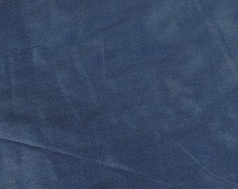 Fabric Scrap Blue QF0812 SALE WAS 13