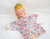 Vintage Sleeping Beauty Puppet by Gund