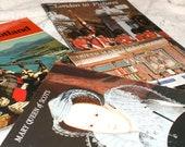 Collection of Vintage Travel Souvenir Books..4 Beautiful Books..