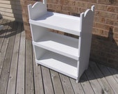 Triple Doll bunk bed for american girl 18 inch dolls. White