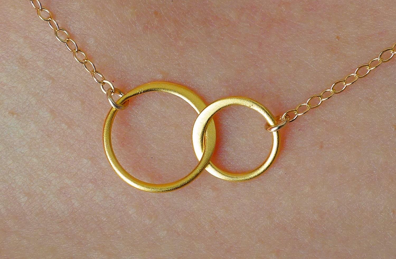 circle necklace gold necklace gold circle necklace. Black Bedroom Furniture Sets. Home Design Ideas
