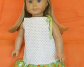 18 inch Doll Clothes American Girl Halloween Dress