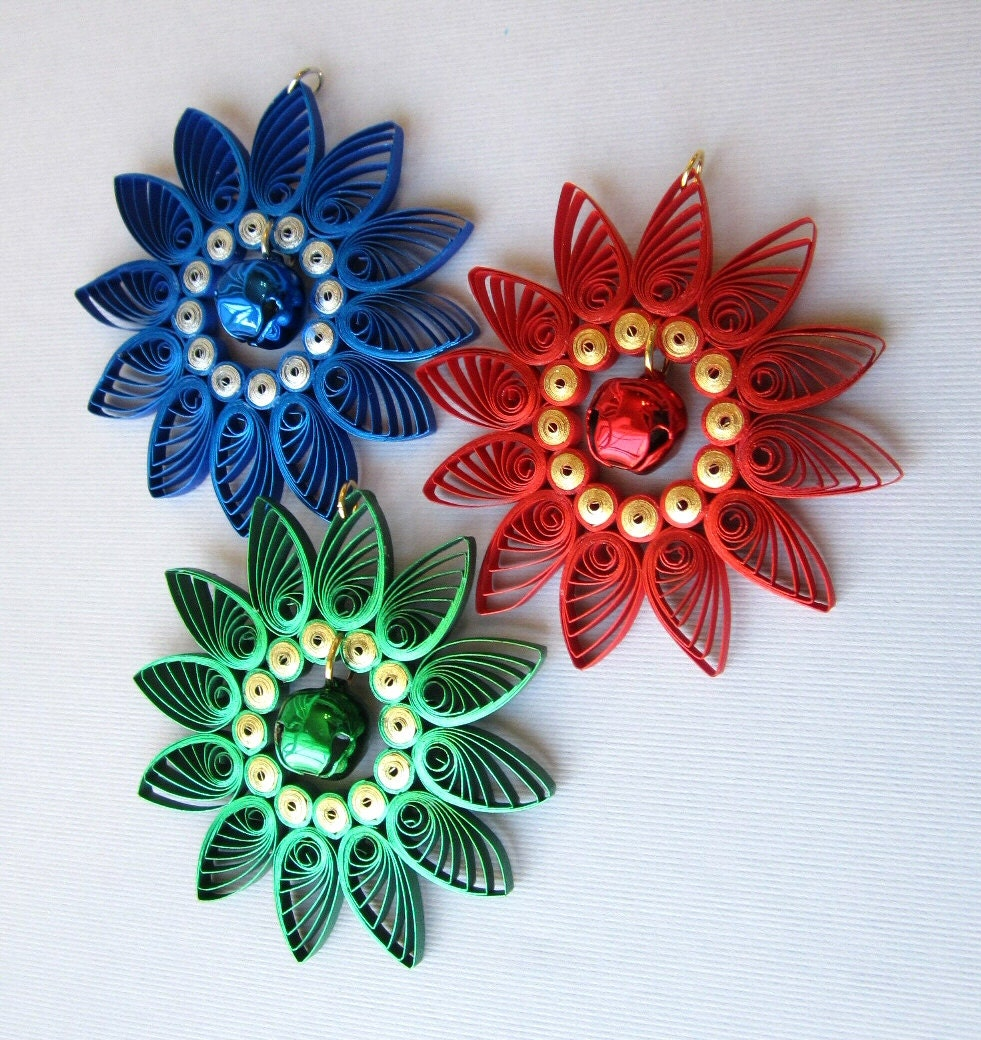 Chandeliers pendant lights for Quilling designs