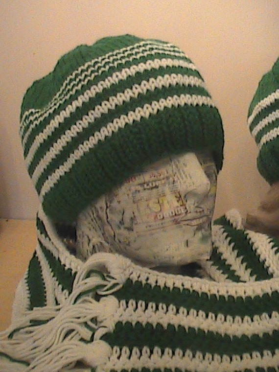 The Sparty Scarf