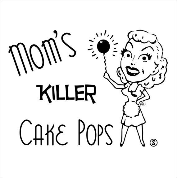 Mom's Killer Cakes & Cookies Custom Cake Pop Listing For Tammy