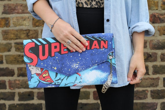 Super Oversize Clutch Bag