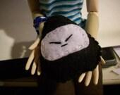 Kawaii Ninja Onigiri Plush for Kae0915