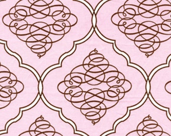 Cotton Fabric - Dena Designs-Free Spirit Fabric-Scroll- Leanika- 1 Yard