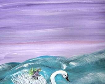 Grace's Journey, by Christine Mix copyright 2010
