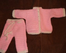 Sweater and legging set