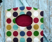 Cleaning and laundry - clothespin bag - laundry bag - spot laundry bag - peg bag - housewarming gift - eco friendly - spotty bag