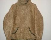 Gorgeous Choose your color  Warm Fleece Yup'ik Kuspuk Made to Order