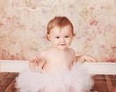 All White Baby Tutu