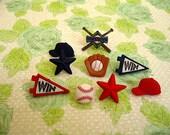 Baseball Thumbtack, Baseball Push Pin, Baseball Notice Board Pins