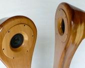 Audiowood Mermaid Speakers