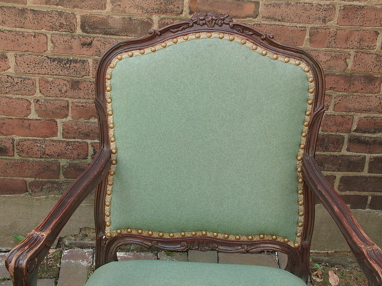 antique furniture provincial arm chair by shoponsherman
