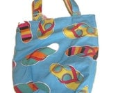 Sandals tote