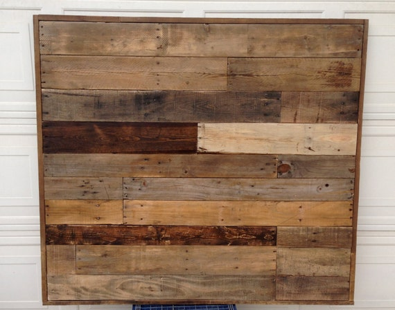 reclaimed wood headboard king size unavailable listing on etsy 7654