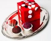 Chocolate Lovers Box of Gourmet Cake Truffles