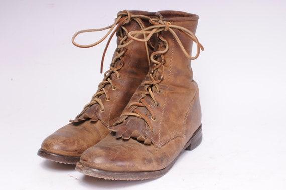 Packer Size 8.5 D Men's Boot