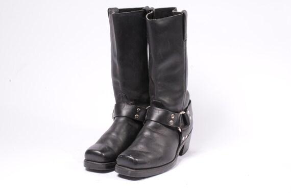 Code West Size 8EE Men's Harness Boot HB23