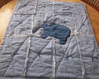 Sheets Babies First Quilt - Newborn Size
